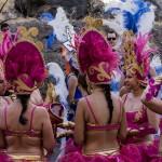 Karneval in Porto Naos
