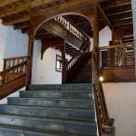 Treppenhaus in Santa Crux