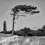 Leuchtturm am Weststrand